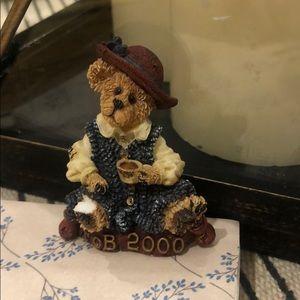 Boyds Bears  - FOB 2000 Teddy Bear Pin